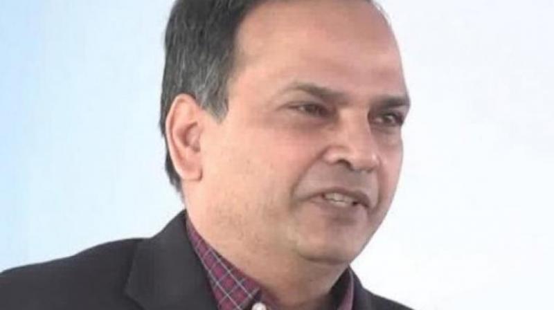 Chief secretary Dr S.K. Joshi