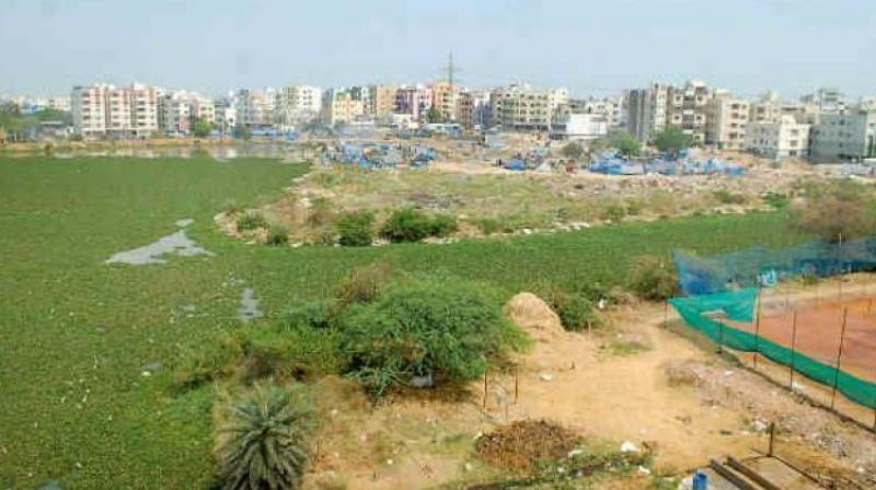 The HMDA relied on the Pratap Singaram LPS, since based on theoutcome, it would pool 1,000 acres of land in Korremula, Gowrelli and Nacharam. (Representional Image)