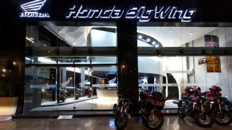 CBR650R further strengthens the model line up to be sold and serviced under Honda BigWing.