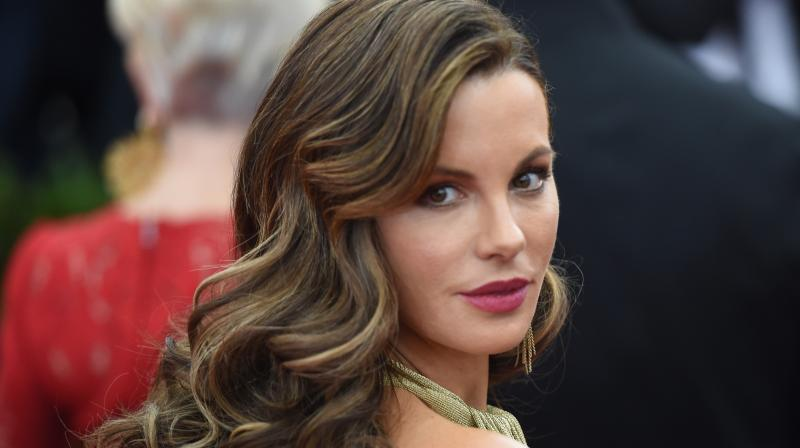 Kate Beckinsale. (Photo: AFP)