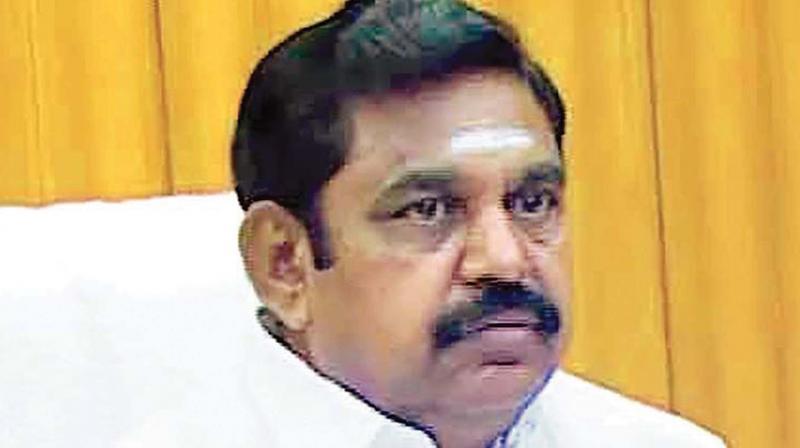 TN CM Edappadi K. Palaniswami