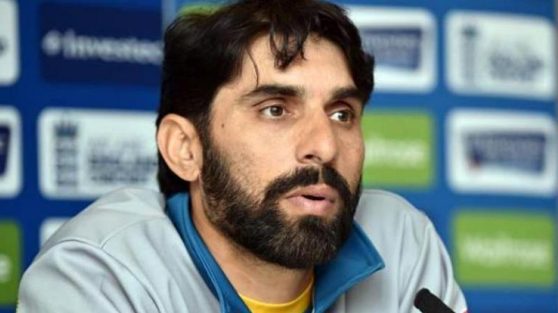 Misbah-ul-Haq remains very disappointed at the way the top-ranked side capitulated to Sri Lanka in front of home crowds. (Photo: AFP)