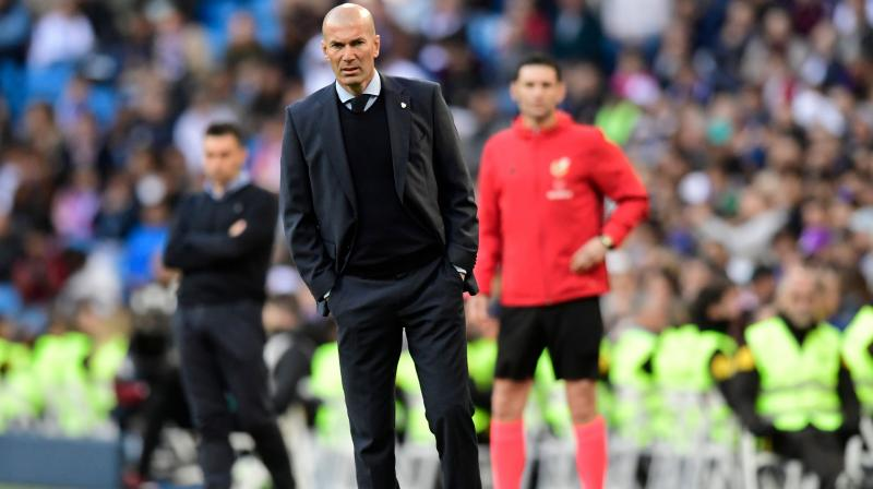 For Zidane, a third European crown as coach is now in sight, which would put him level with Carlo Ancelotti and Bob Paisley in the pantheon of successful managers. (Photo: AFP)