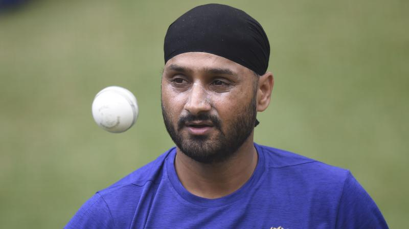 Harbhajan recalled the 2001 South Africa Test where five Indians -- Sachin Tendulkar, Virender Sehwag, Sourav Ganguly, Shiv Sunder Das and Deep Dasgupta, apart from him, were banned for at least a Test by match referee Mike Denness for various offences.(Photo: AFP)