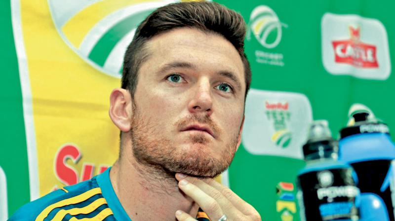 Graeme Smith was all praise for the young spin duo Yuzvendra Chahal and Kuldeep Yadav as he felt that these two have made spin bowling interesting again now that Shane Warne and Muttiah Muralitharan are no longer playing the game. (Photo: DC File)