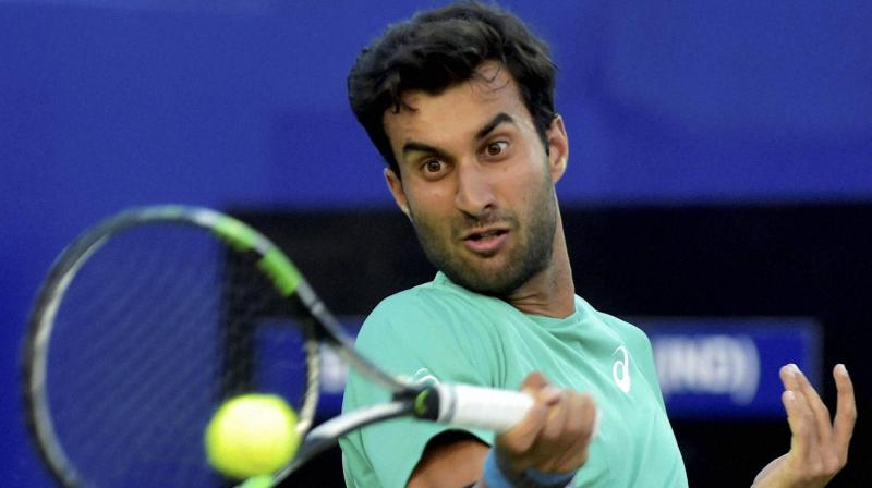 Yuki Bhambri, who recently qualified for the main draw of the Australian Open, will be the second seed behind Australia's Jordan Thompson