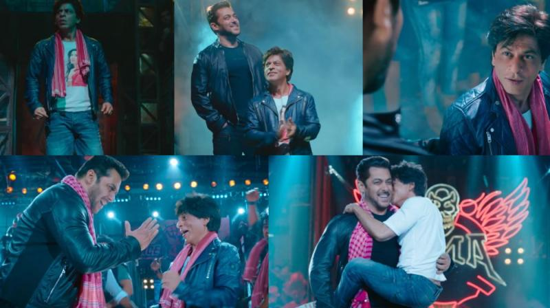Screenshots from 'Zero' teaser.
