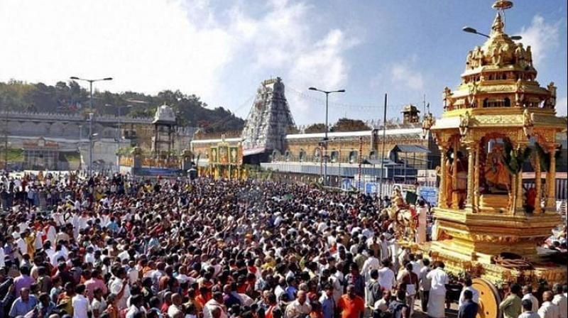 Tirumala temple to open for public darshan on June 8