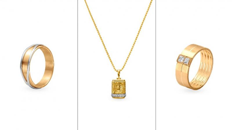 While jewellery is rarely seen as a male domain, today, men are more confident about expressing their style .