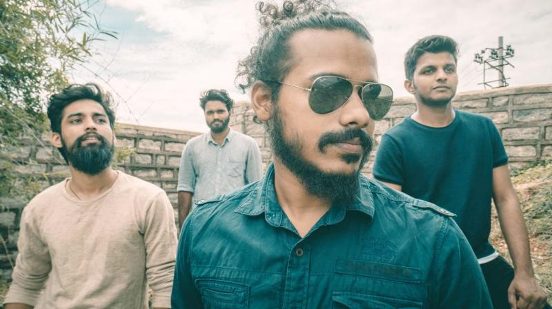 Originated in Kochi and based in Bengaluru, alt-rockers Black Letters are one of the most popular rock bands in south India.