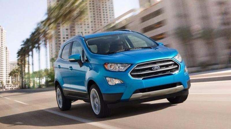 There will be a cost increment between Rs.30,000 and Rs.40,000 over all variants when new EcoSport comes available to be purchased.