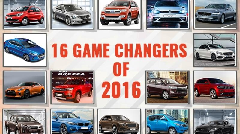 Let's have a look at the 16 game changers of 2016.