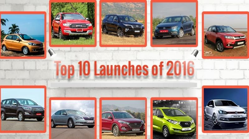 Here are the 10 most important car launches of 2016.