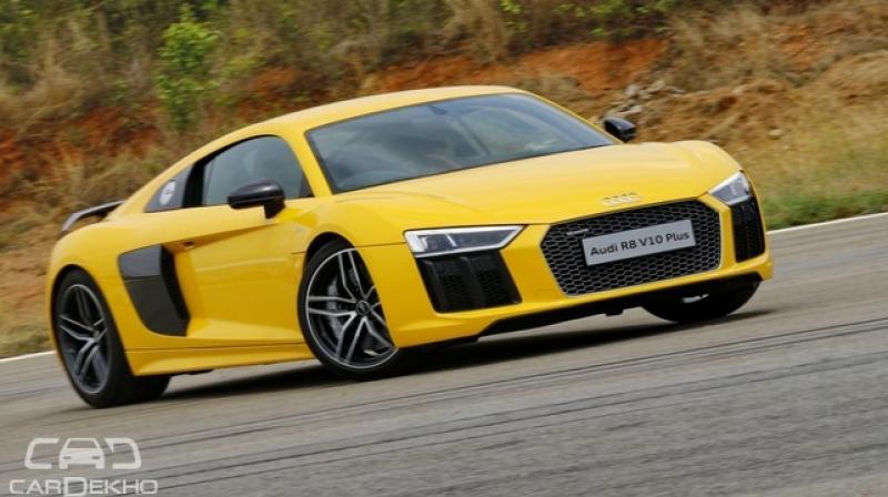 Audi sales 2016