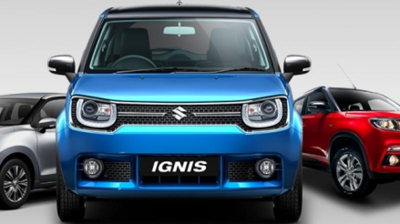 Ignis is lattest offering by Maruti Suzuki in India.
