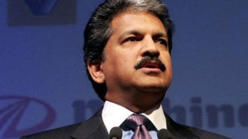 "Anand Mahindra, Chairman of Mahindra Group, tweeted that he salutes the five judges of the Supreme Court for showing ""extraordinary courage""."