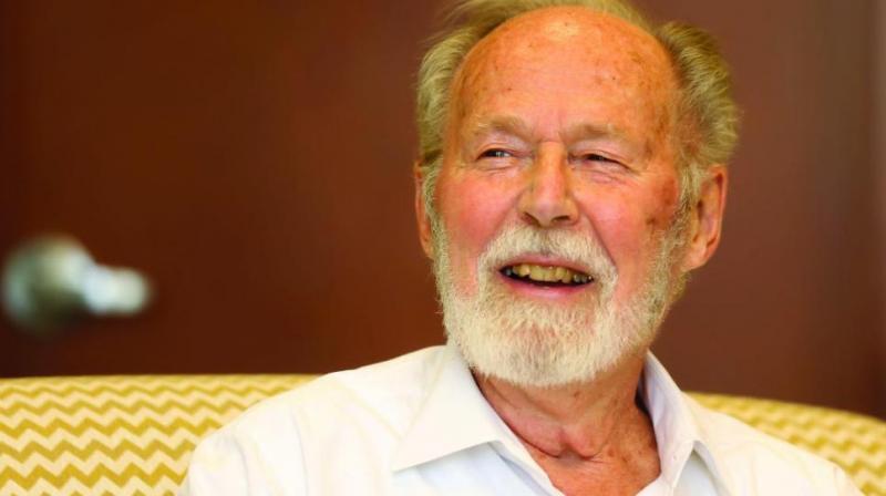 Dr Robert Dickson Crane