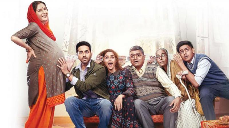 Ayushmann Khurrana's film is unstoppable, outshines 'Stree'