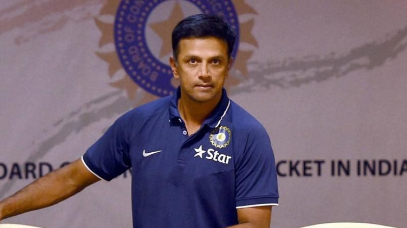 Board of Control for Cricket in India's (BCCI) Ethics Officer Justice DK Jain on Tuesday said that he will give his orders on former cricketer Rahul Dravid in a week time. (Photo: PTI)