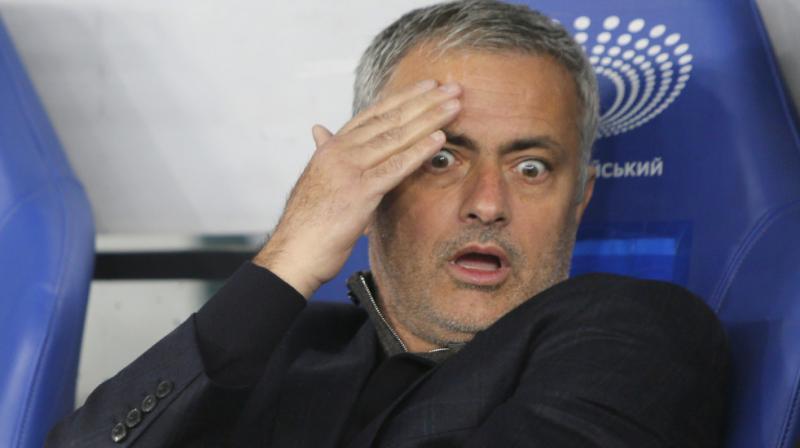 Jose Mourinho owes Spanish tax authorities 3.3 million euros. (Photo: AP)