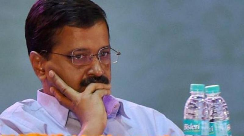 The Aam Aadmi Party also said that Delhi chief secretary Anshu Prakash is making such allegations on the behest of the BJP. (Photo: File)