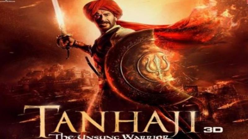 Tanhaji: The Unsung Warrior trailer: Ajay, Saif's historical battle is unmissable