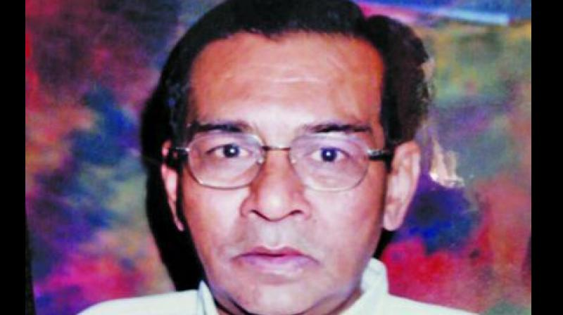 Bhupendra Vira was murdered at his residence.