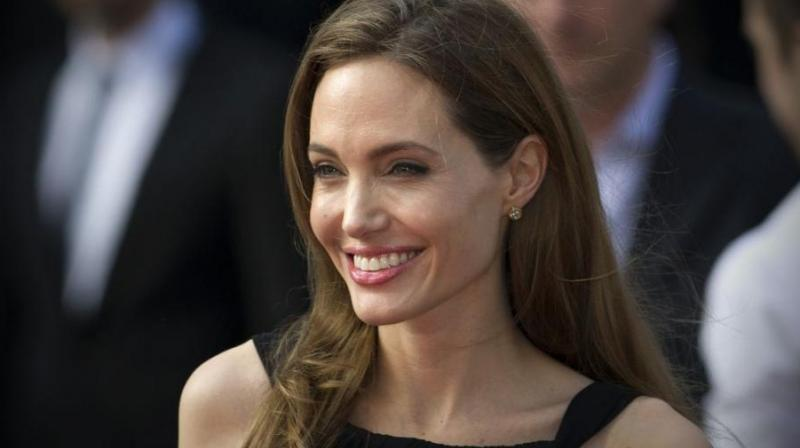 Angelina Jolie is one of many women who came forward with accusations against Harvey Weinstein