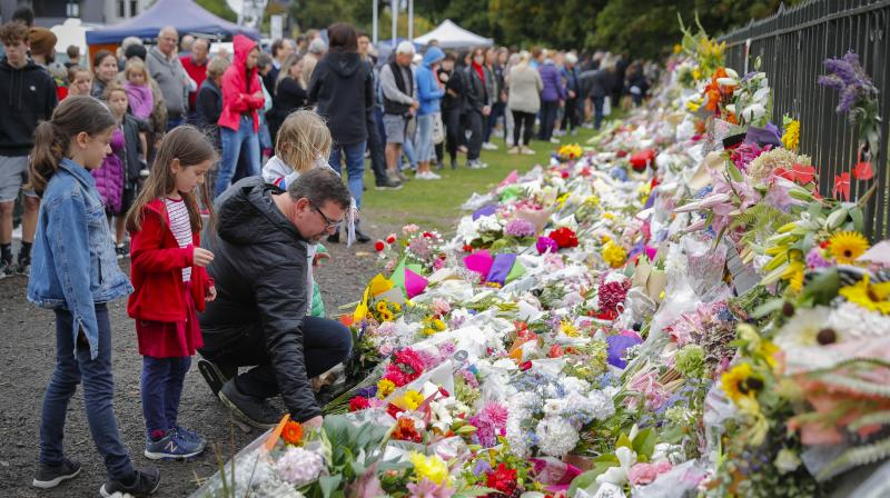 Sports canceled as traumatized New Zealand mourns shooting victims