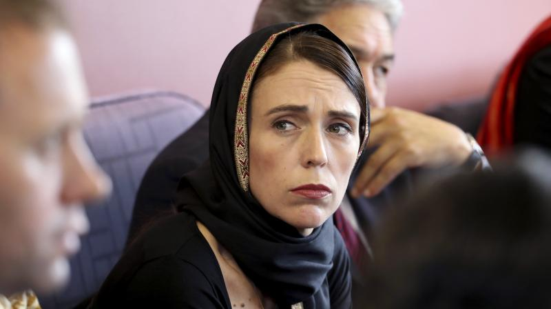 New Zealand Mosque Suspect Appears in Court