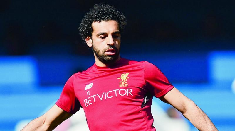 Klopp praises Salah as a role model