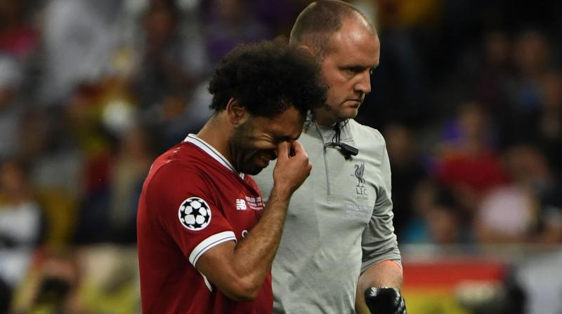 'Fighter' Salah may be fit for World Cup