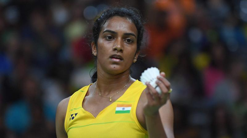 Shuttler PV Sindhu on Wednesday advanced further in the ongoing Hong Kong Open after registering a win in the first round of the tournament. (Photo: AFP)