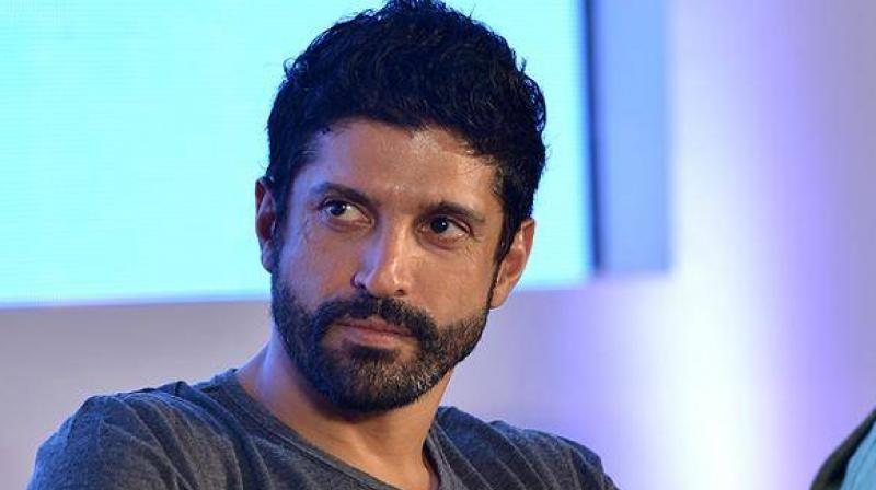 Actor-filmmaker Farhan Akhtar hit back at BJP spokesperson over his comments that actors have 'very low IQ'. (Photo: File)