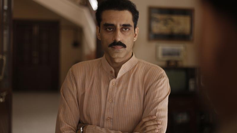 Raazi actor Ashwath Bhatt