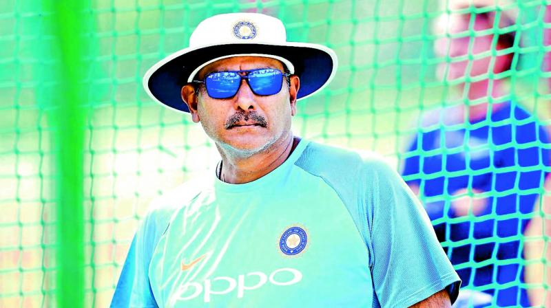 Team India coach — a plum job with a pay packet worth over `8 crore a year! With payments in advance each quarter, it's likely to be higher at Rs 10 crore a year from now.
