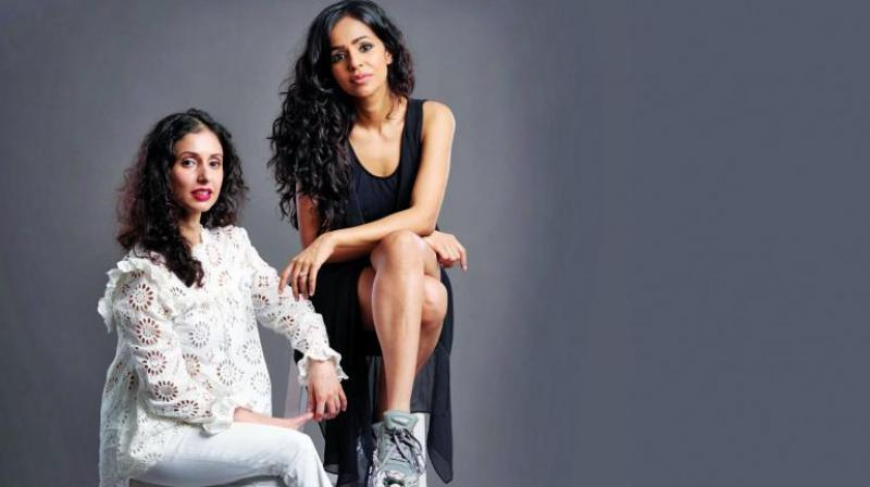 Gauri and Nainika Karan, the duo that popularised gowns and cocktail dresses in the Indian fashion market, are all set for the grand finale of Lakme Fashion Week this season.