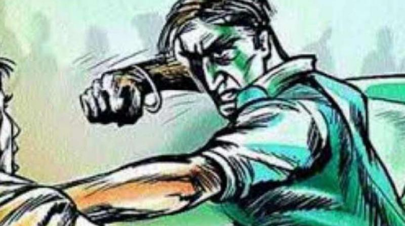 Gopalpuram police booked a case of murder on Wednesday and further investigation is underway. According to the Gopalapuram police, the deceased, identified as  P. Santosh Yadav, 31, came to his residence in a drunken condition and started quarrelling with his mother and younger brother Sai Kumar. (Representational image)