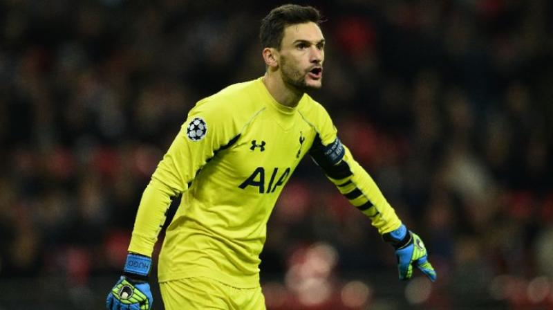 Hugo Lloris is keeping himself positive and is hopeful to make a strong come back (Photo: AFP)