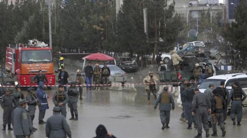 IS claims responsibility for Afghan bombing