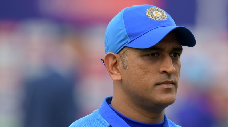 Dhoni makes himself unavailable for Windies tour, Rishabh Pant to replace him