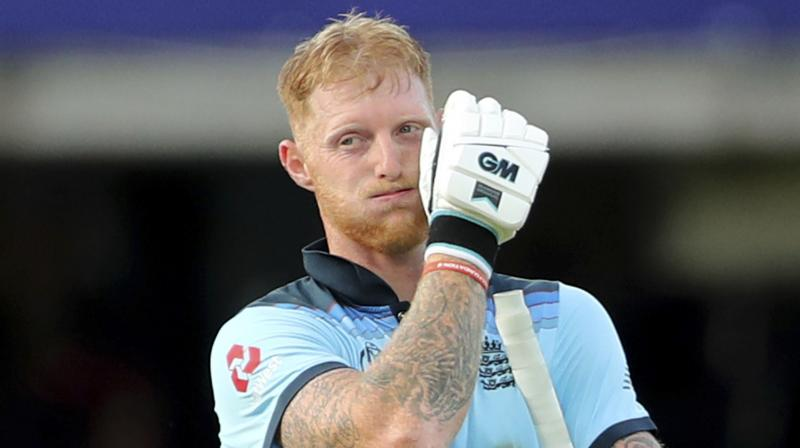 """Christchurch-born Stokes said after the summit clash that he might have to say sorry """"for the rest of my life"""" for the extra runs which he labelled """"fluke"""". (Photo: AP)"""