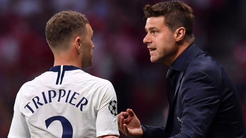 An source from Atletico told Reuters that negotiations were ongoing with Tottenham. (Photo: AFP)