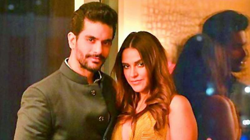 Neha Dhupia & Angad Bedi Blessed With a Baby Girl