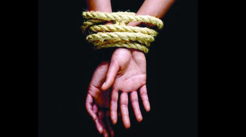 The accused kidnapped the three babies from different parts of Hyderabad and Guntur district in Andhra Pradesh. (Photo: Representational)
