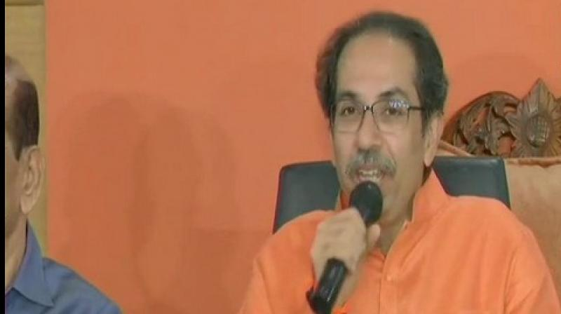 The BJP-Shiv Sena alliance won an absolute majority in the Maharashtra assembly polls with the former emerging as the single largest party in the state with 105 seats. Shiv Sena, on the other hand, bagged 56 seats in the elections. (Photo: FIle)