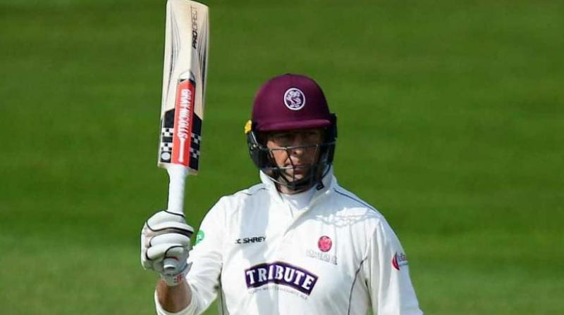 The 43-year-old Marcus Trescothick recently announced his retirement from first-class cricket. (Photo:AFP)