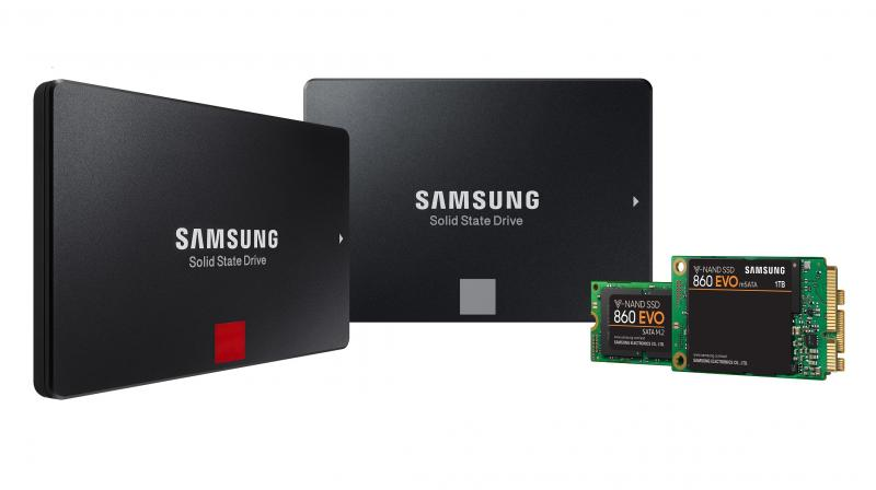 Samsung Introduces 860 PRO And 860 EVO Solid State Drives