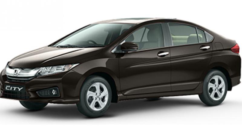 Lovely The Fourth Generation Honda City, Since Its Launch In January 2014, Has  Sold 2.24