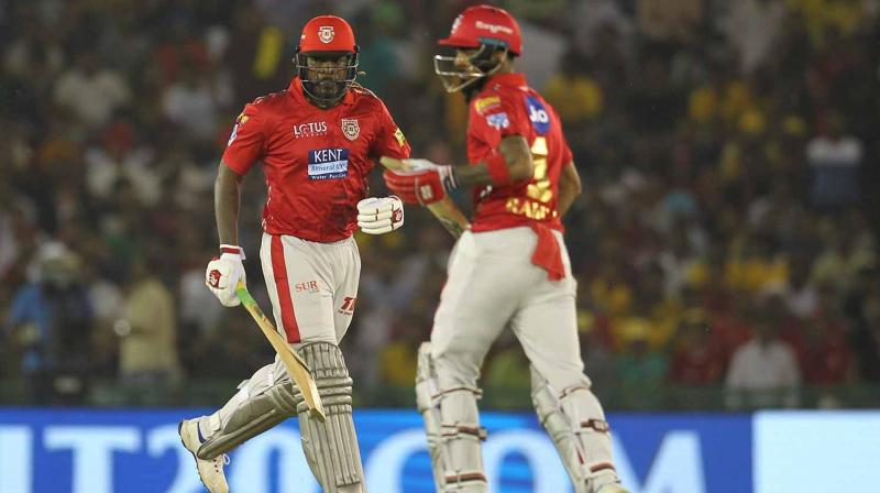 Chris Gayle went unsold in the auction twice before KXIP picked him up for a base price of Rs 2 crore. (Photo: BCCI)